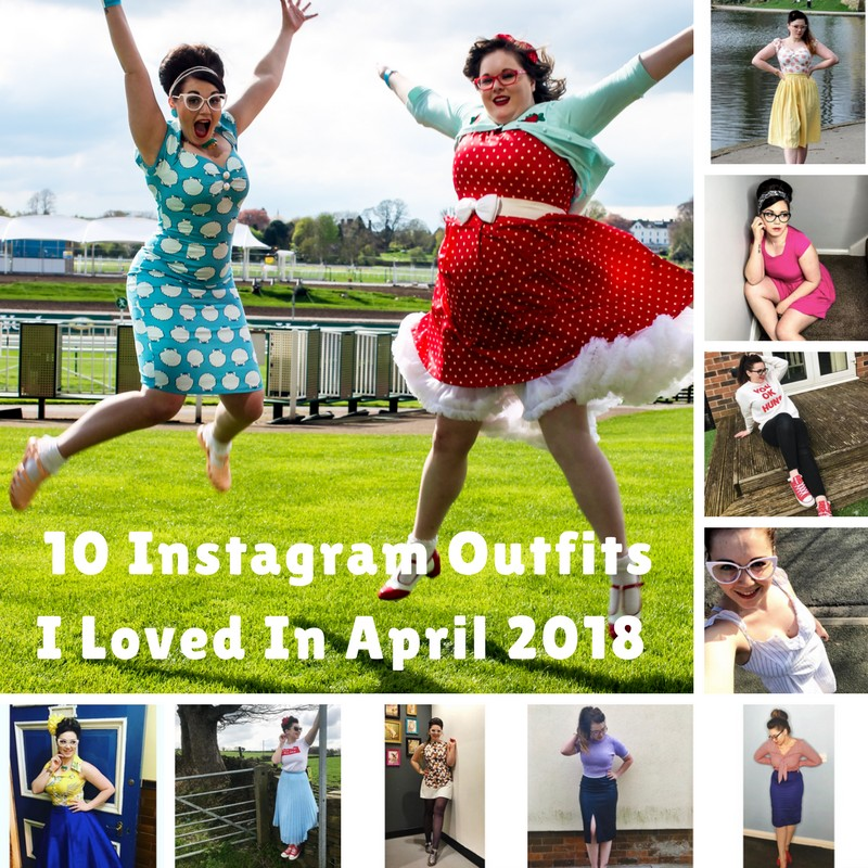 10 Instagram Outfits I Loved In April 2018
